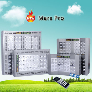 MarsPro Epistar 160LED Grow Light Agricultural Equipment Smart Design Remote Controller For Hydroponic Grow Stock in USA