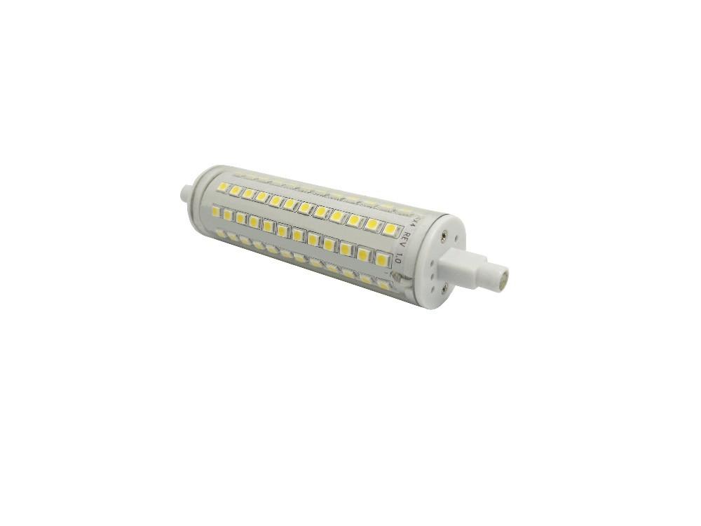 Temperatura di colore bianco freddo cct e r7s lampadina for Lampada alogena lineare led