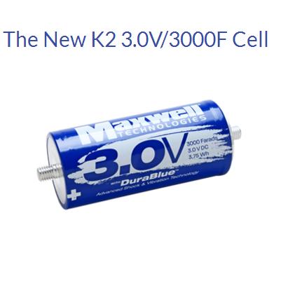 Maxwell 3v 3000f Super Capacitor Car Starter Ultracapacitor Super Capacitor  Battery Car Audio Capacitor - Buy Super Capacitor,Ultracapacitor,Car Audio