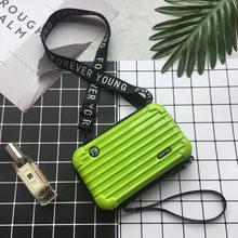 Женские сумки 2019, роскошные сумки, дизайнерские сумки для женщин, модная маленькая багажная сумка для женщин, известный бренд, клатч, сумка с...(Китай)