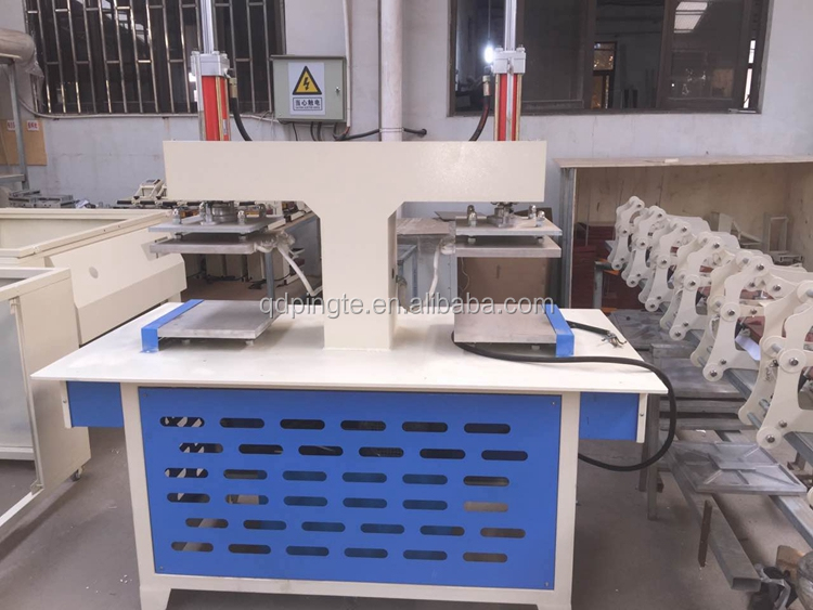 Textiel Logo Embossing Machine