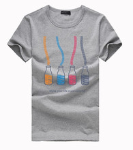 Custom Print 100% Cotton T shirt Company T shirt With Your Own Charm T shirt Design From China