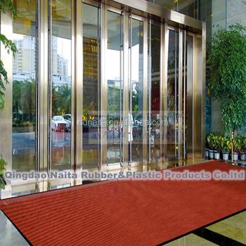 PP ribbed hotel lobby entrance door mat & Pp Ribbed Hotel Lobby Entrance Door Mat - Buy Modern Design Hotel ...