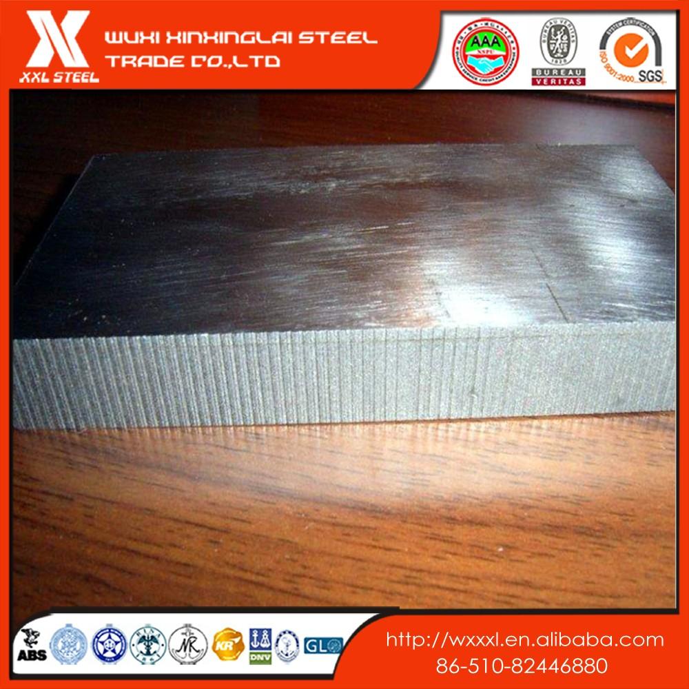 Bimetallico Rivestimento In Alluminio Piastra In Acciaio Inox Prezzi ...