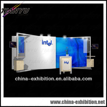 modern aluminum portable exhibition system