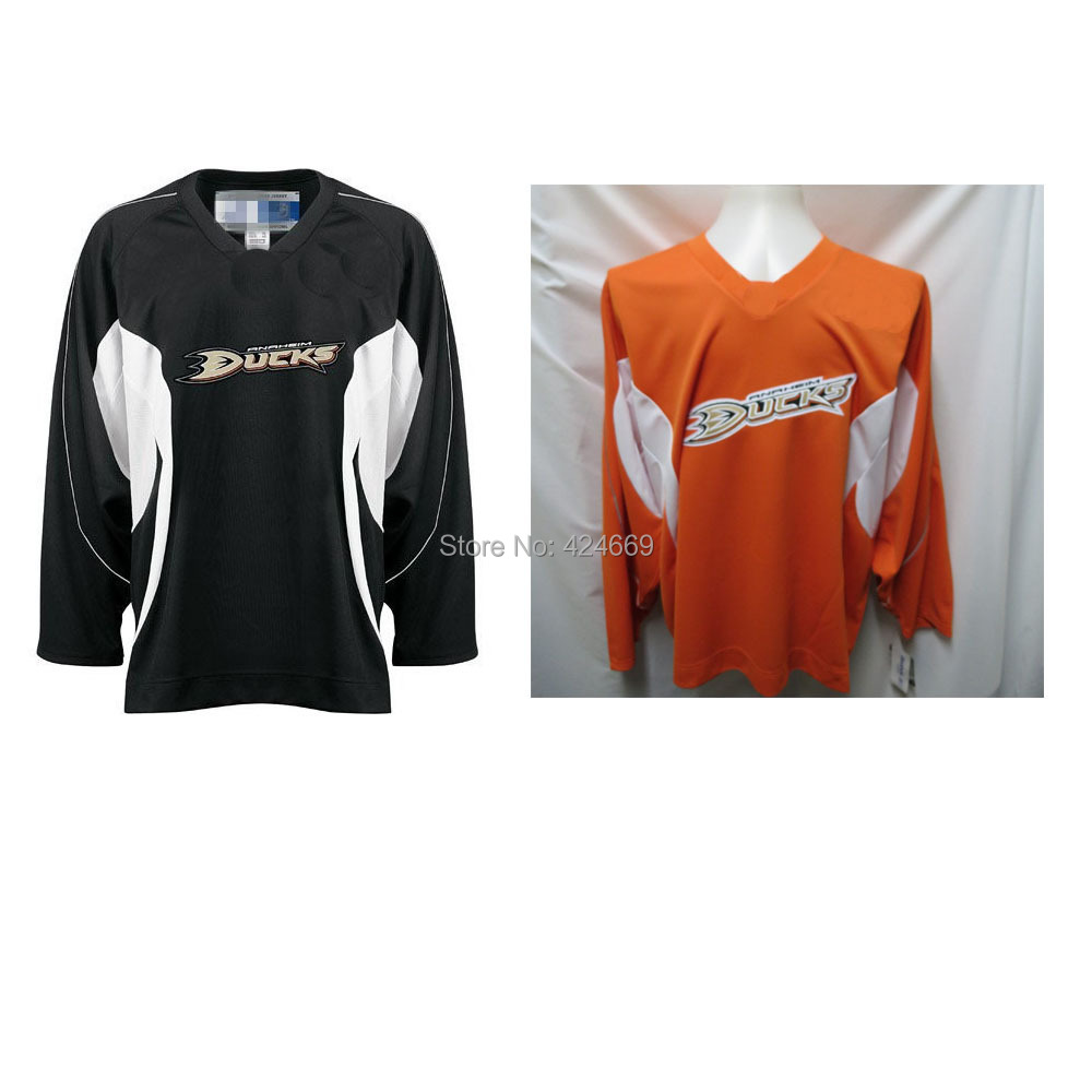 042ad0b2f Get Quotations · Cheap Vintage ICE Hockey NWT ANAHEIM Mighty DUCKS OFFICIAL  LICENSED STITCHED JERSEY, Any Number,