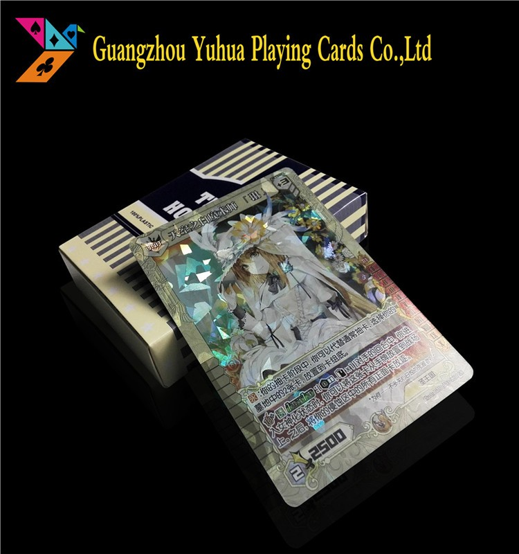 Silverfoil Game Cards YH1032