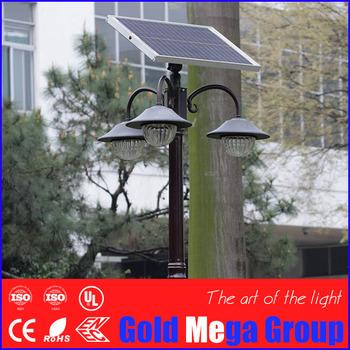 Decoratieve 36 w outdoor solartuinlamp led corrosiebestendig solar motion sencer tuin licht met - Outdoor licht tuin ...