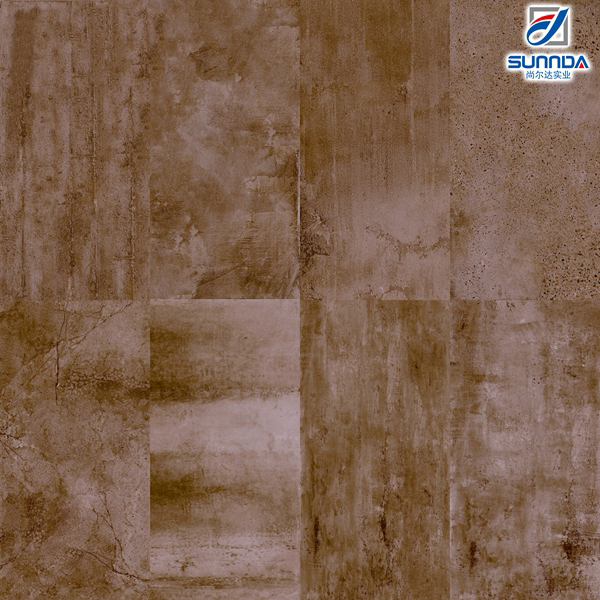 foshan factory price compound design original style rustic glazed porcelain tiles for floor and wall