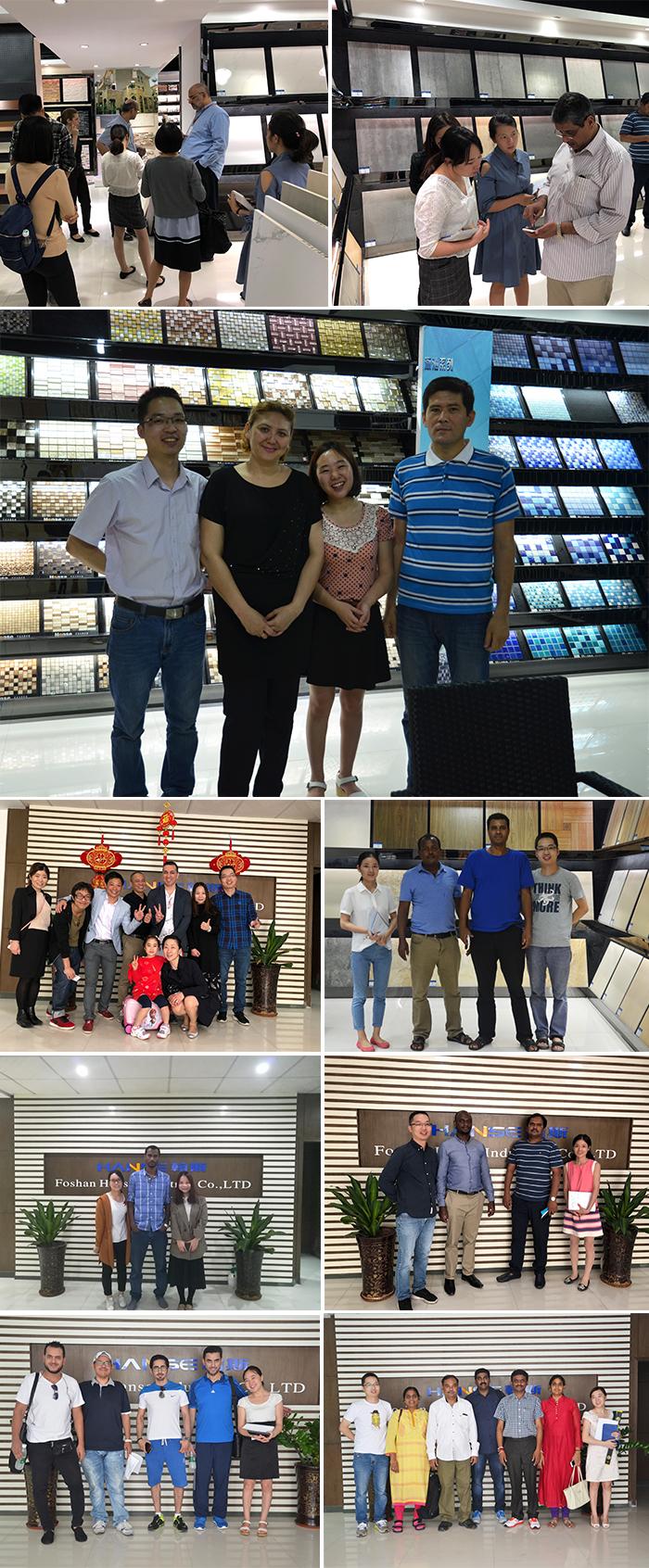 HS628GN delgada baldosas de cerámica de piso de baldosas de cerámica 60 60 porcelana foshan azulejos