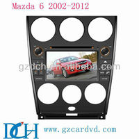 car dvd player tv tuner for MAZDA 6 2002-2012 WS-9229