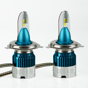 50W 8000LM intelled auto led headlight, MI2 H1 H3 H7 H11 H4 9005 9006 880 881 LED headlight, led working lamp