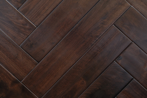 Asian Walnut Engineered Herringbone Parquet Flooring Buy