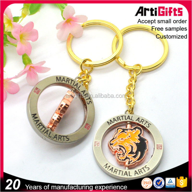 Newest fashion cheap wholesale custom keychain for multiple <strong>keys</strong>