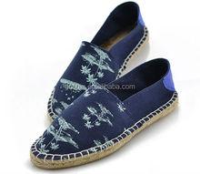 GCE277espadrille, suela yute alpargatas y 2015 moda casual nuevo estilo de los hombres zapatos