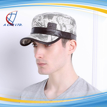 Top Quality Printed Men Army Caps For Sale