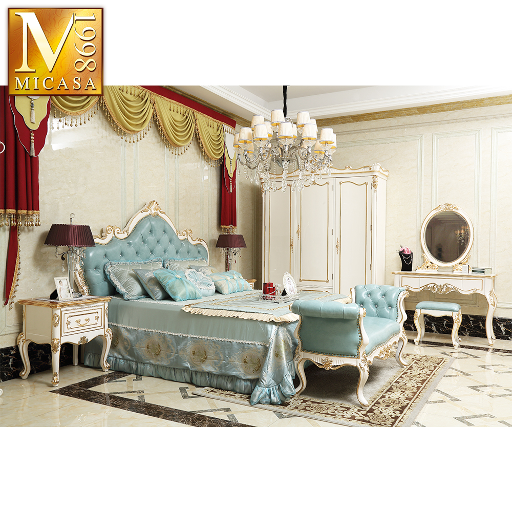 Wood Home Furniture Fancy Bedroom Set Wholesale, Bedroom Set ...