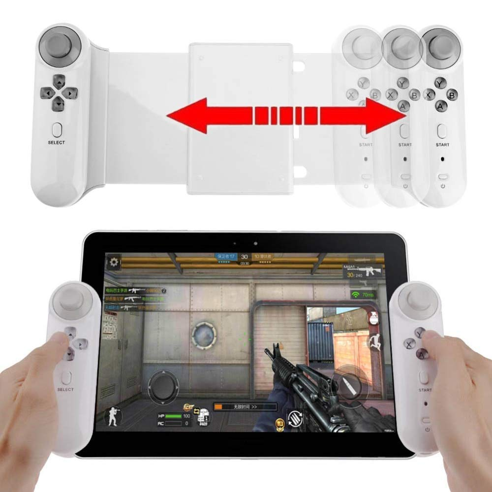 ERTIANANG 1Pcs Wireless Bluetooth Game Controller Gamepad Joystick for 10in Android Tablet Wireless Bluetooth Game Controller