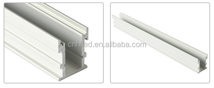 Factory Price Waterproof Floor Led Profile Outdoor In Ground Led Linear Aluminum Extrusion Recessed