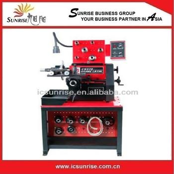brake turning machine