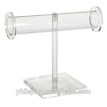 Factory High Quality Clear Acrylic bracelet display holder