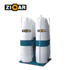 ZICAR FM9075 saw wood dust collector dust extractor dust collector industrial for woodworking