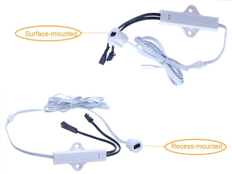 New Innov Cabinet Door Contact Sensor / Automatic Door Motion ...