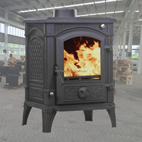 High Efficiency Wood Burning Stove