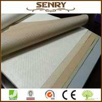 paper back vinyl coating pvc project wallpaper for hotel office commercial building