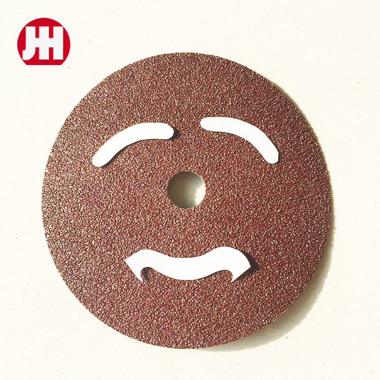 glass grinding fiber disc for marble polishing with good price