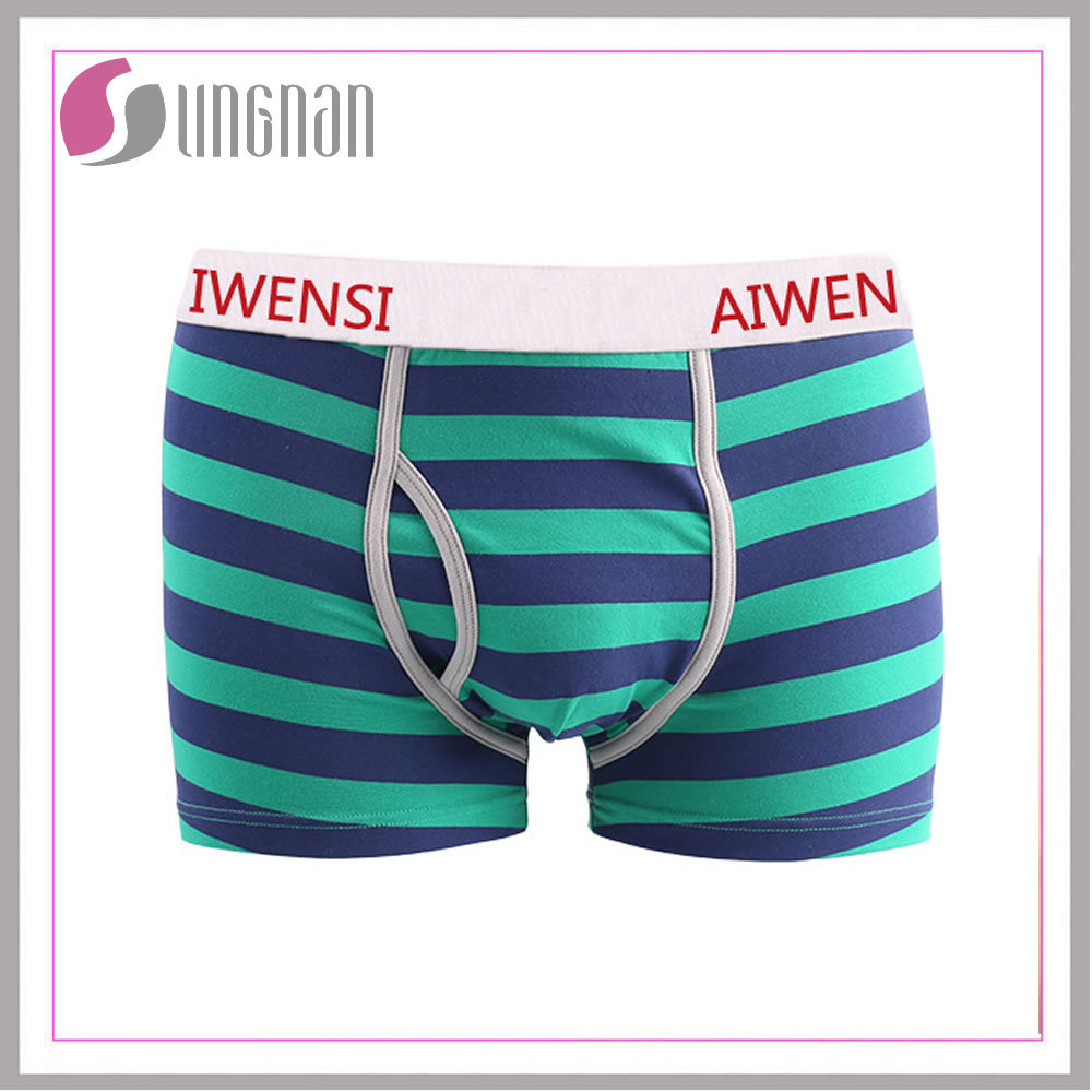 Good quality factory in solid basical any plus size men underwear underwear for men