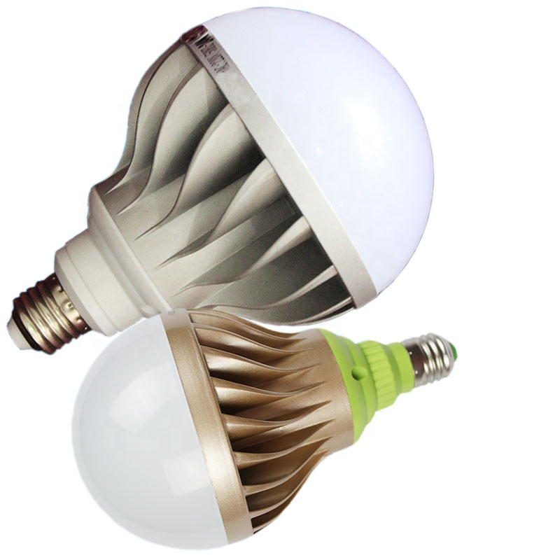 High power plastic E27 50w led bulb ultra bright factory price workshop light bulb energy saving lamp with 2 years warranty