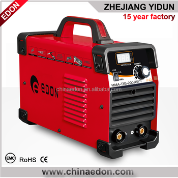 DC MMA ARC High Quality inverter small welding machine MMA-200