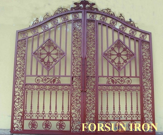 Iron Gate Design For Home