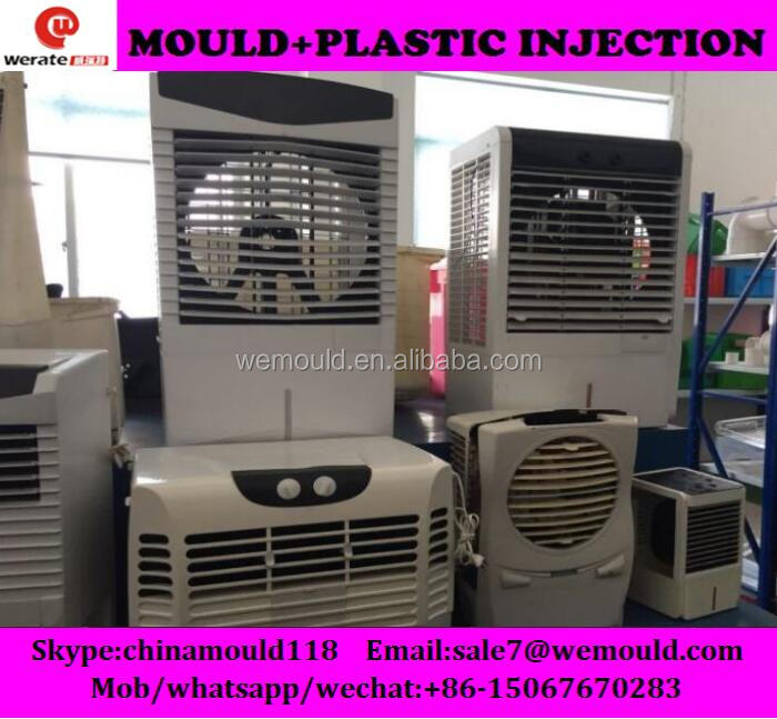 high quality plastic injection air cooler mould