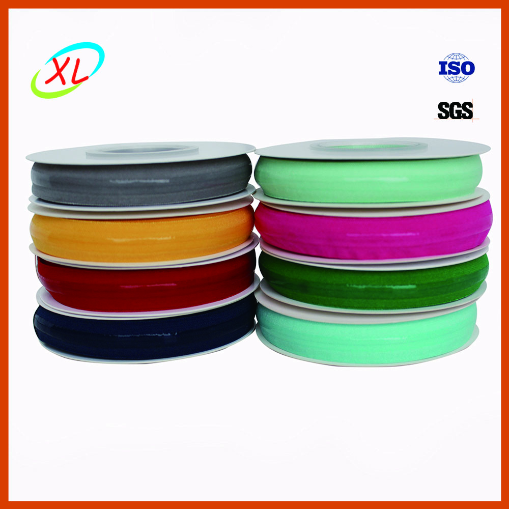 15 mm colorful hot sale retail silicone gripper elastic tape