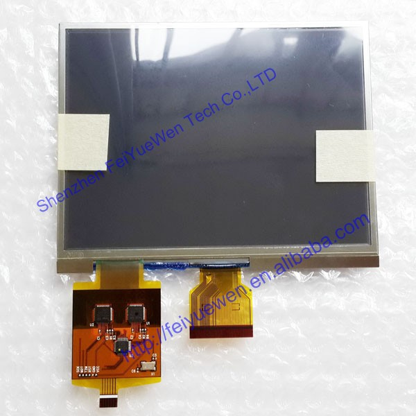 6 inch For AUO E-ink Display Panel A0608E02 with Touch Screen In Stock