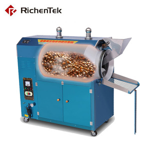 Cacao Bean Roasting Machine/Cocoa Bean Roaster for Sale