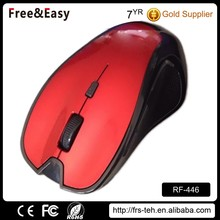 Factory price design cheap colorful customized 2.4G cheapest wireless mice