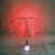 Quality Chinese Products Clear Colorful LED Umbrella with Logo Prints