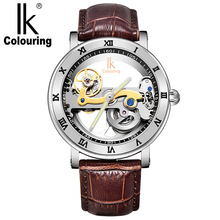 Wholesale High Quality Stainless Steel Automatic Watch Skeleton Mechanical Watches