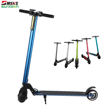 wholesale scooter two wheels self balancing scooter electric scooter with lights