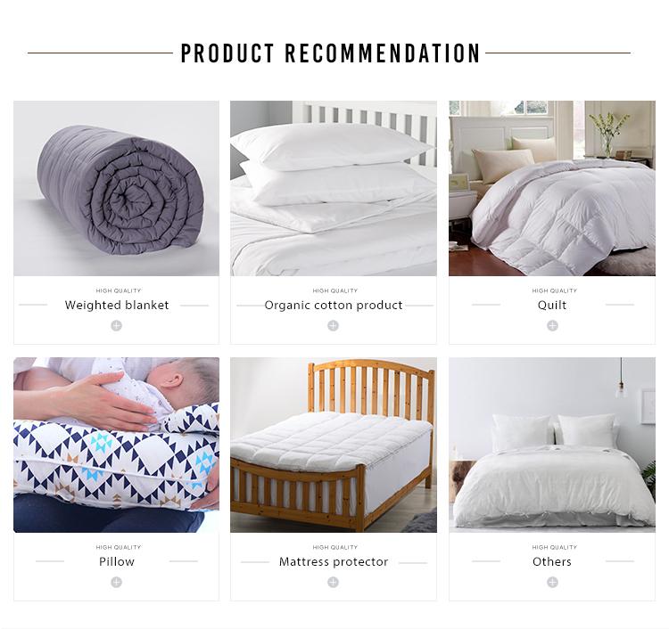 Wholesale Hypoallergenic Waterproof Mattress Protector For bedroom - Jozy Mattress | Jozy.net