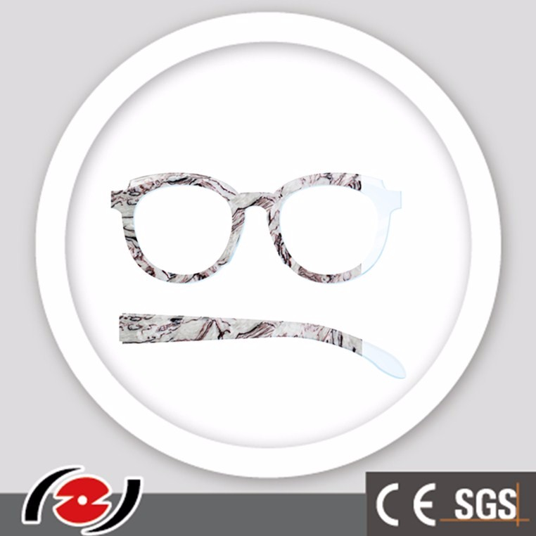 JZ1010F6 Latest model natural grain handicraft white mother pearl acetate sheets
