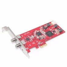 TBS DVB-S2 Professional Dual Tuner PCI Express Digital Satellite TV Card