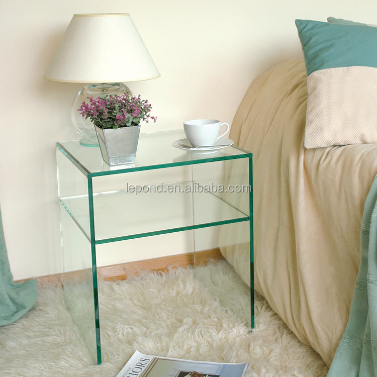 N771 Italy Pure Glass Side Table,Cheap Glass End Tables For Living Room -  Buy Pure Glass Side Table Glass End Tables For Living Room,Cheap Glass End  ...