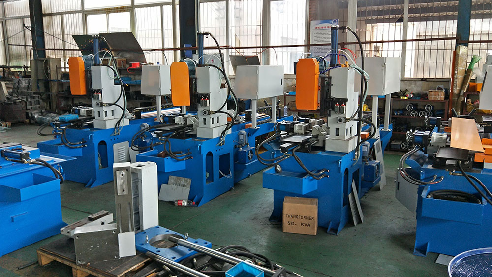 Mc - 425cnc square profile stainless steel automatic hydraulic cnc pipe cutting machine