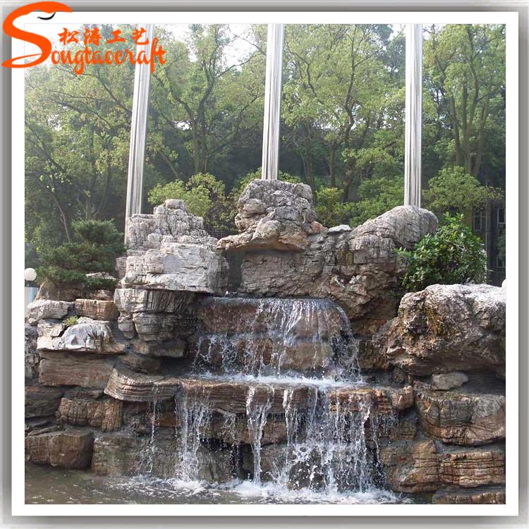 vortex d 39 eau fontaine piscine cascade fontaine avec pompe. Black Bedroom Furniture Sets. Home Design Ideas
