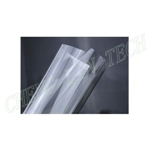 Scratch resistance higher clarity rigid PET offset printing plastic sheet pet apet