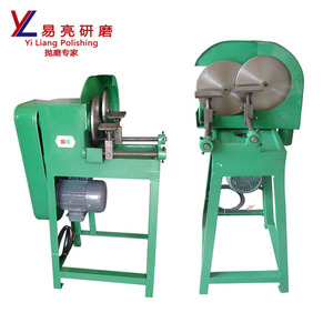 2017 Newest Professional manual grinding machine for hardware surface polishing